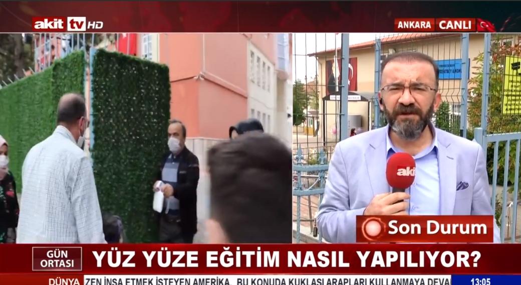 Ankara'da yüz yüze eğitim nasıl ?