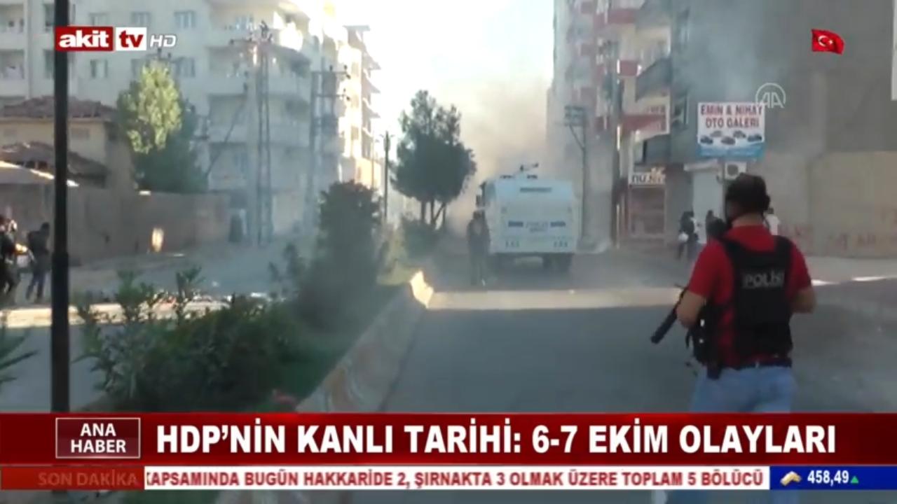 HDP'nin kanlı tarihi: 6-7 Ekim olayları