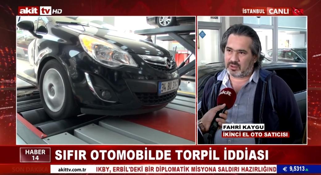 Sıfır otomobilde torpil iddiası