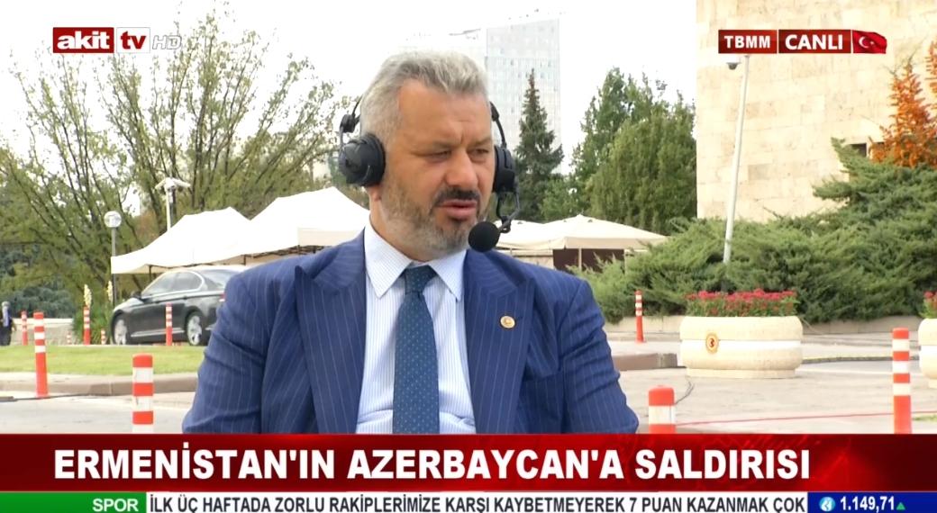 Ermenistan'ın Azerbaycan'a saldırısı
