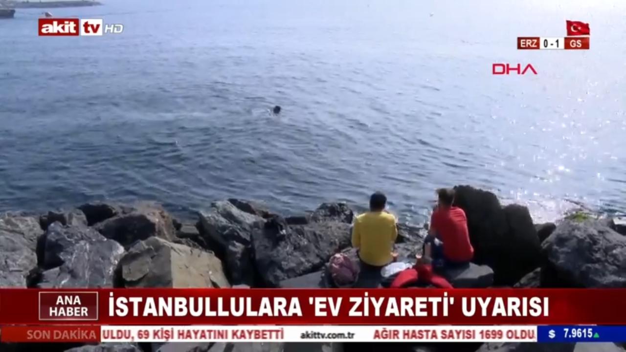 İstanbullulara 'ev ziyareti' uyarısı