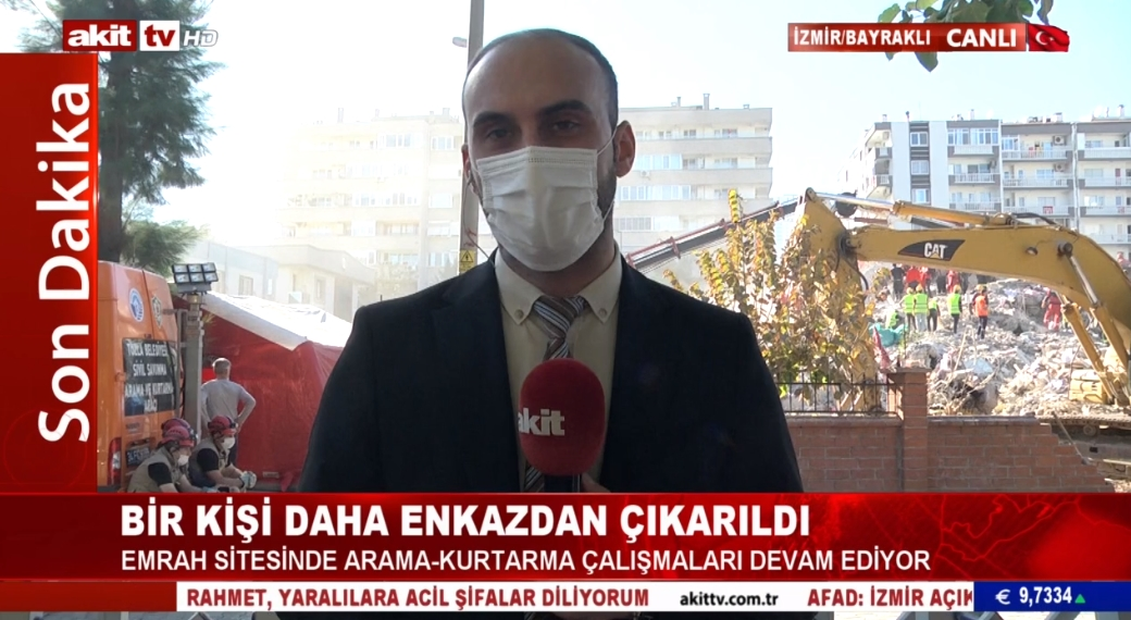 İzmir'de son durum ne ?