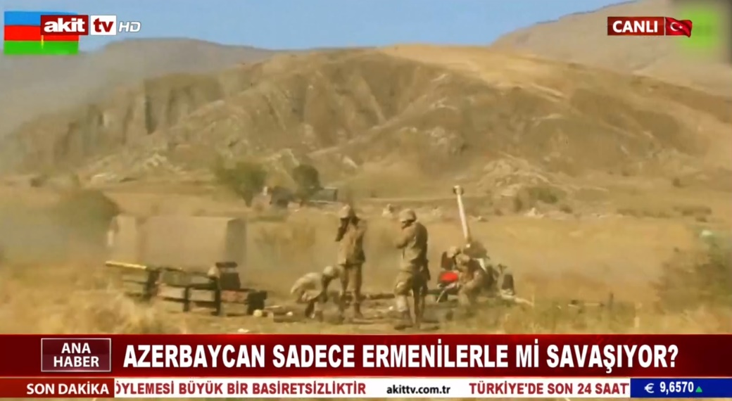 Azerbaycan sadece Ermenilerle mi savaşıyor ?
