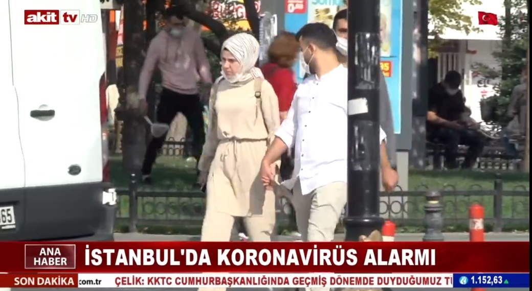 İstanbul'da koronavirüs alarmı