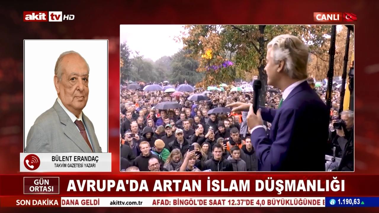Avrupa'da Artan İslam Düşmanlığı