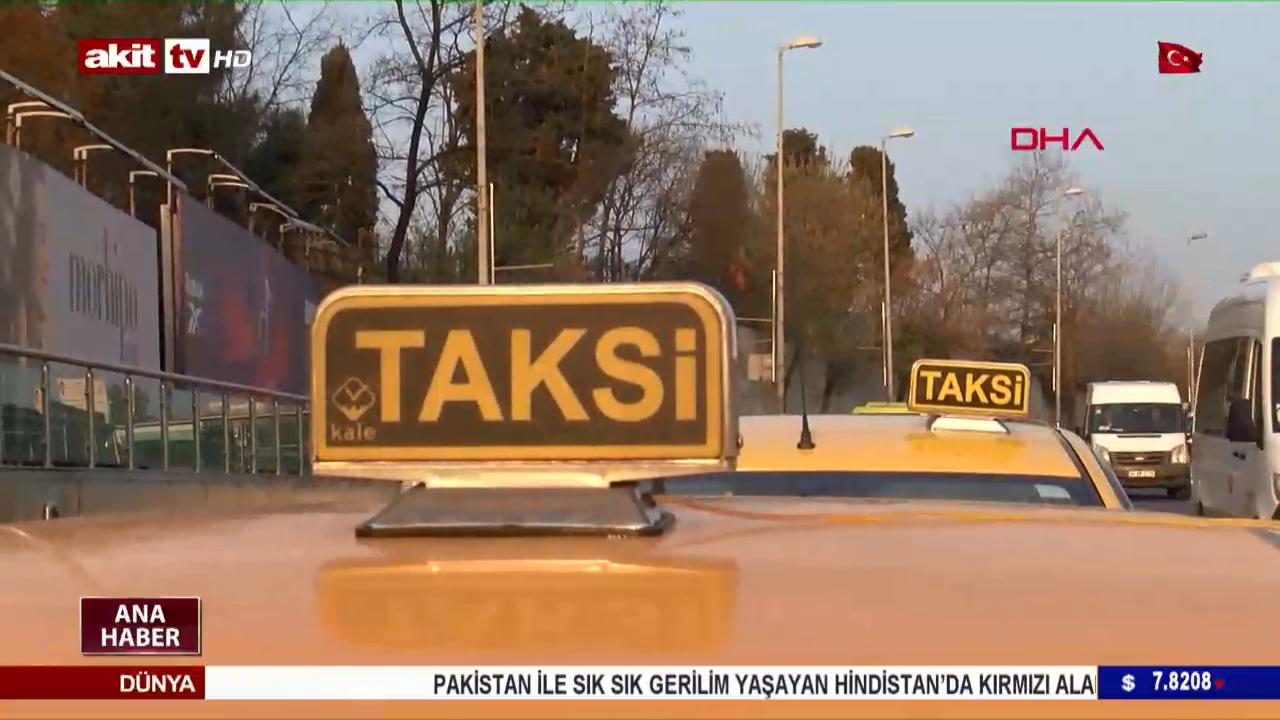 ibb'nin 6 bin yeni taksi teklifi reddedildi