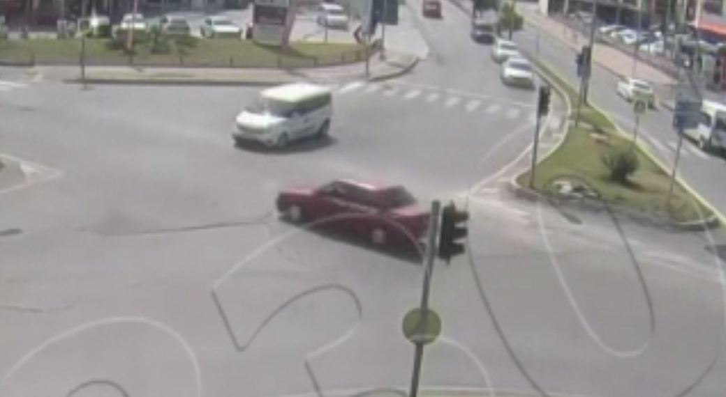 Samsun'da ders niteliğinde trafik kazaları