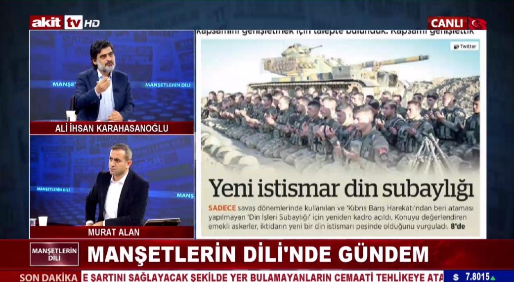 PKK destekçisi paçavraya konuşan TSK mensubu mu olur ?