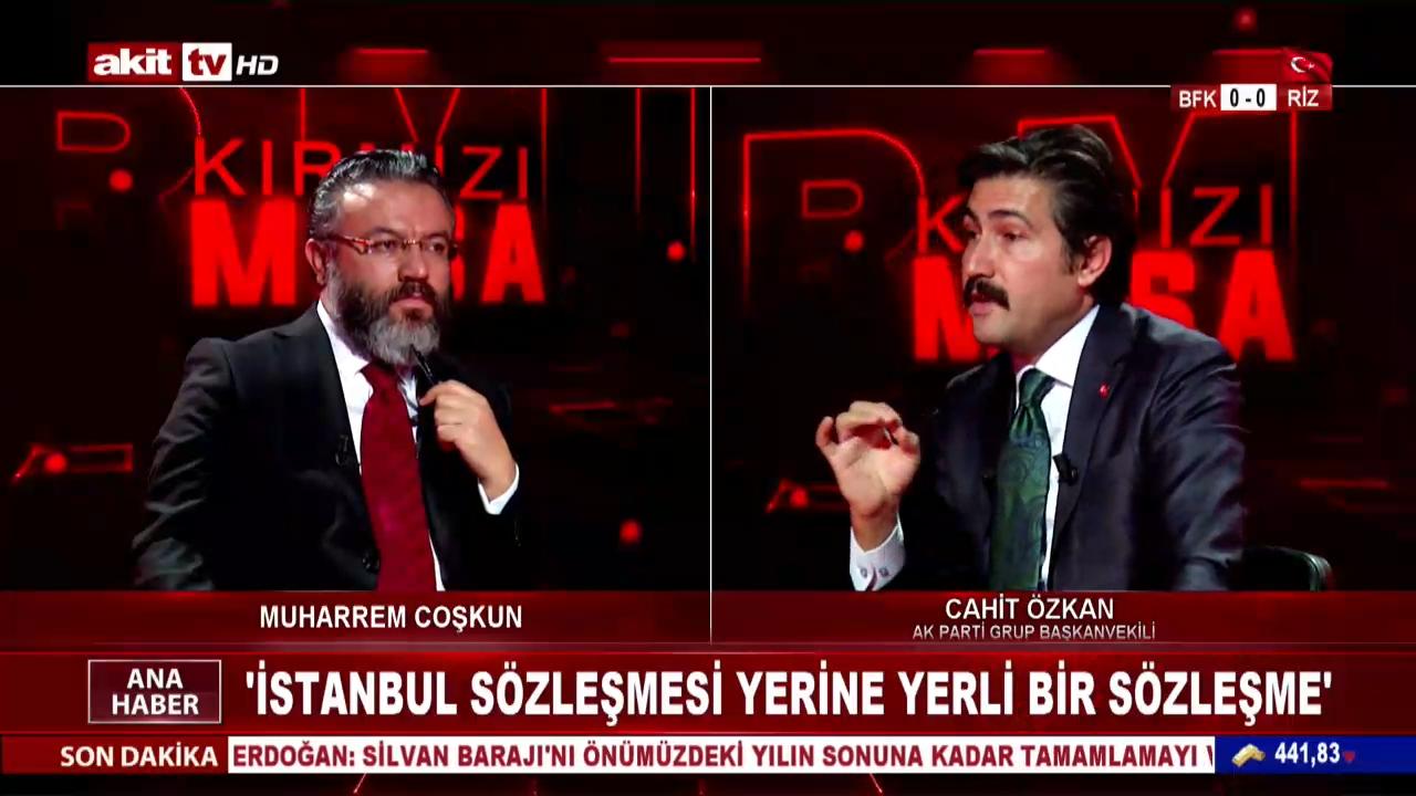 'İstanbul sözleşmesi yerine yeni bir sözleşme...'
