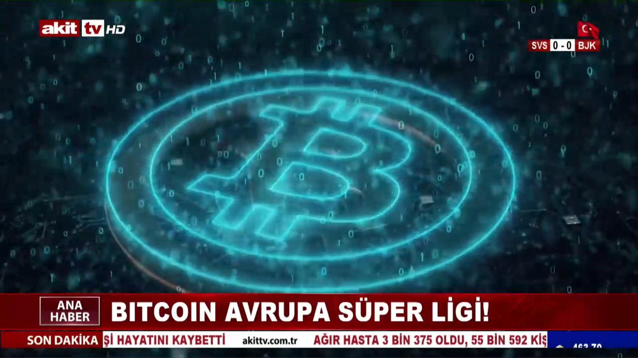 Kripto paraya geçmek isteyen güçler bu kez futbola el attı