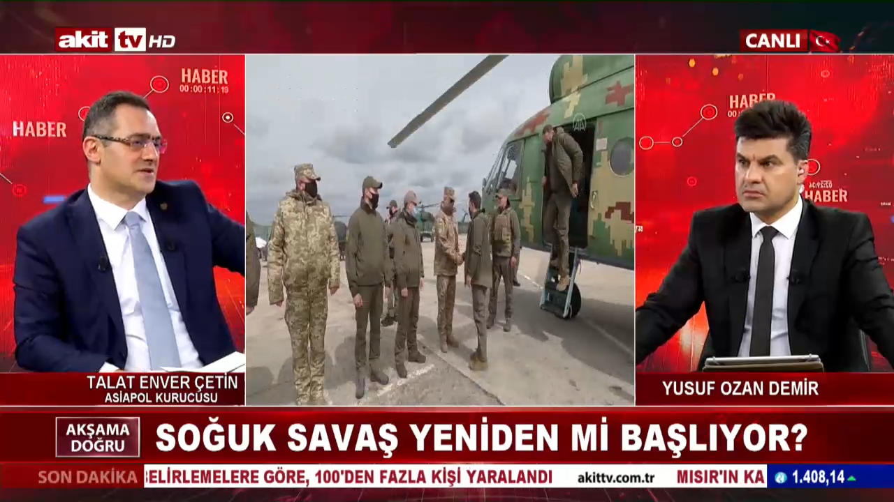 Ukrayna krizinin Türkiye'yeetkileri ne olur ?
