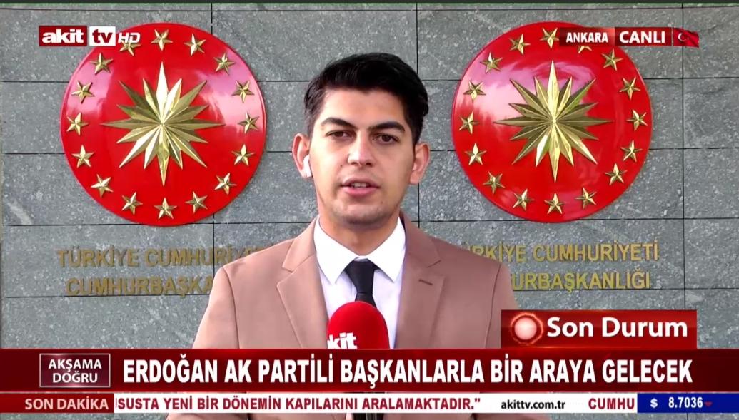 Erdoğan AK Partili Başkanlarla bir araya gelecek