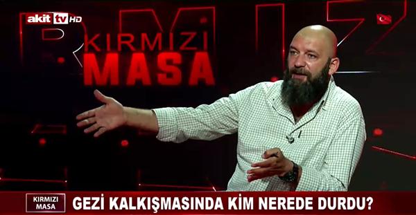 """Ünlü oyuncudan çok konuşulacak Gezi açıklaması.. """"Devlet televizyonunda başrol oynuyorlar"""""""