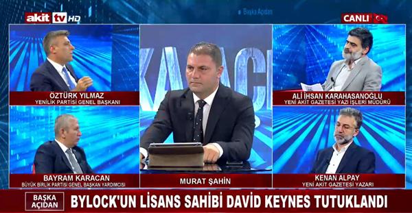 """""""Kılıçdaroğlu'nu bizzat FETÖ getirmiştir"""""""