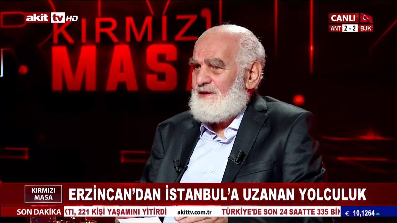 Erzincan'dan İstanbul'a uzanan yolculuk