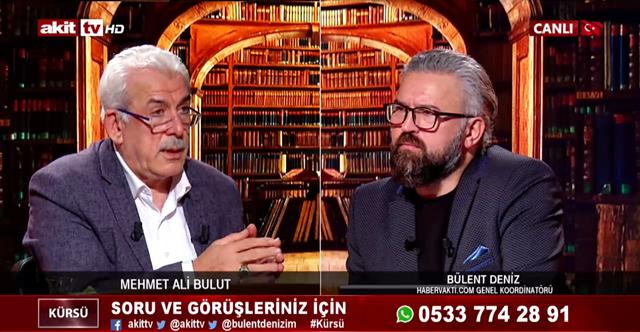Mehmet Ali Bulut: Kur'an-ı Kerim baştan sona şifreler kitabıdır