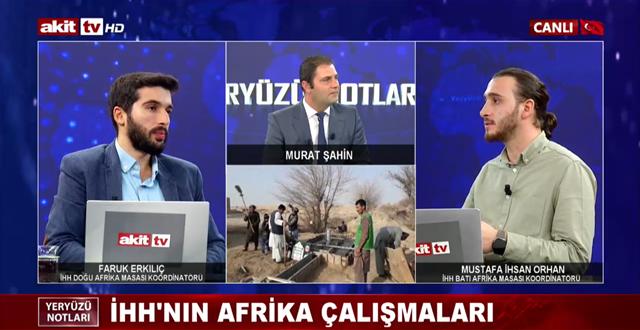 Mustafa İhsan Orhan: İHH, Afrika'da kalıcı projelerle bölgeye desteğini sürdürecek