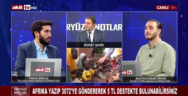 İnsani yardımların Türkiye ile Afrika ilişkilerine etkisi..