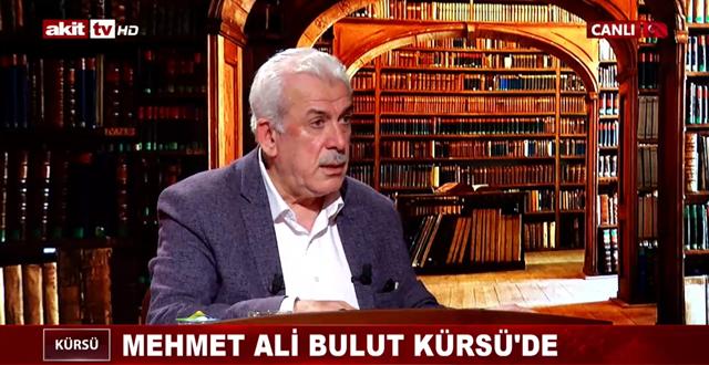 Mehmet Ali Bulut: Hristiyanların içinden yeni bir din çıkacak