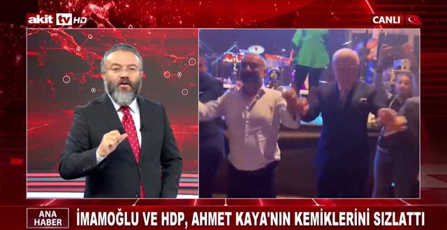 İmamoğlu ve HDP; Ahmet Kaya'nın kemiklerini sızlattı